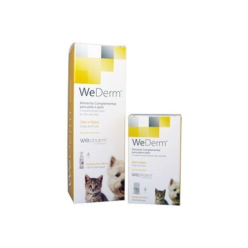 ANIMALL FARMA - WeDerm - Solução Oral