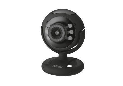 Webcam TRUST 1.3MP SpotLight Webcam Pro - 16428