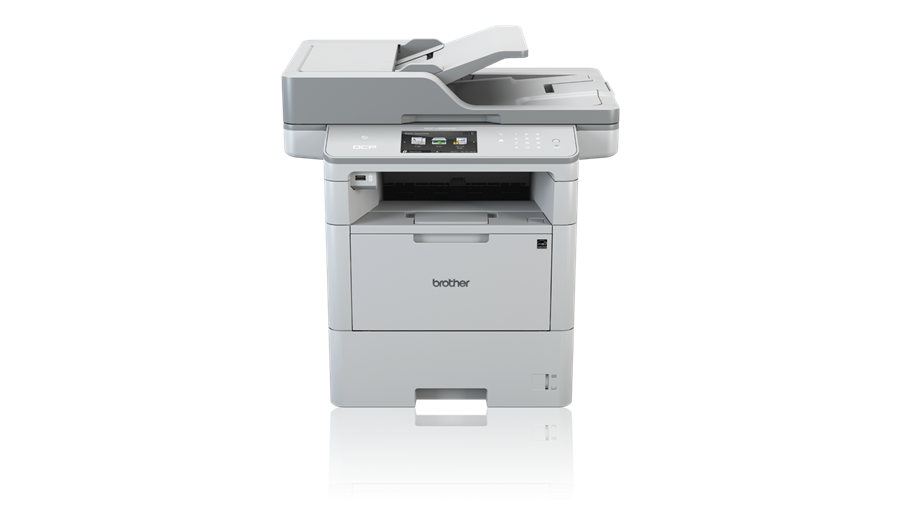Impressora BROTHER Multifunções Laser Mono DCP-L6600DW - WiFi