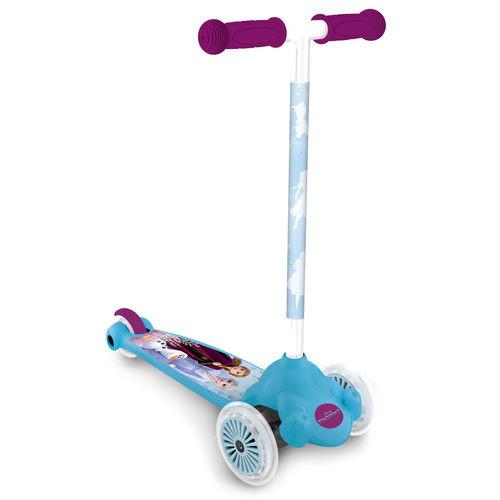 Trotinete Frozen Disney Twist & Roll 3 ruedas