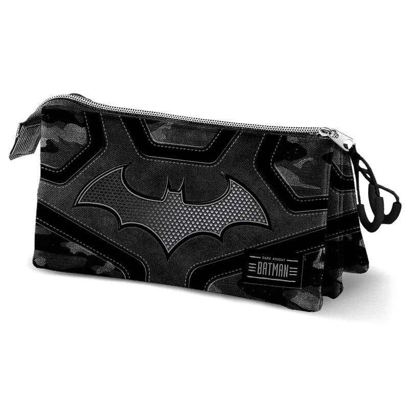 Estojo escolar Batman DC Comics triplo