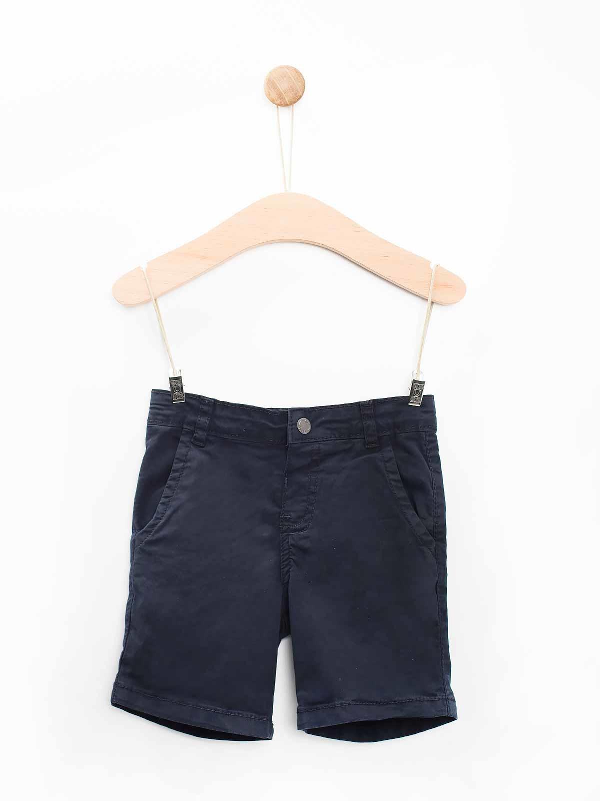 Shorts de sarga bebé