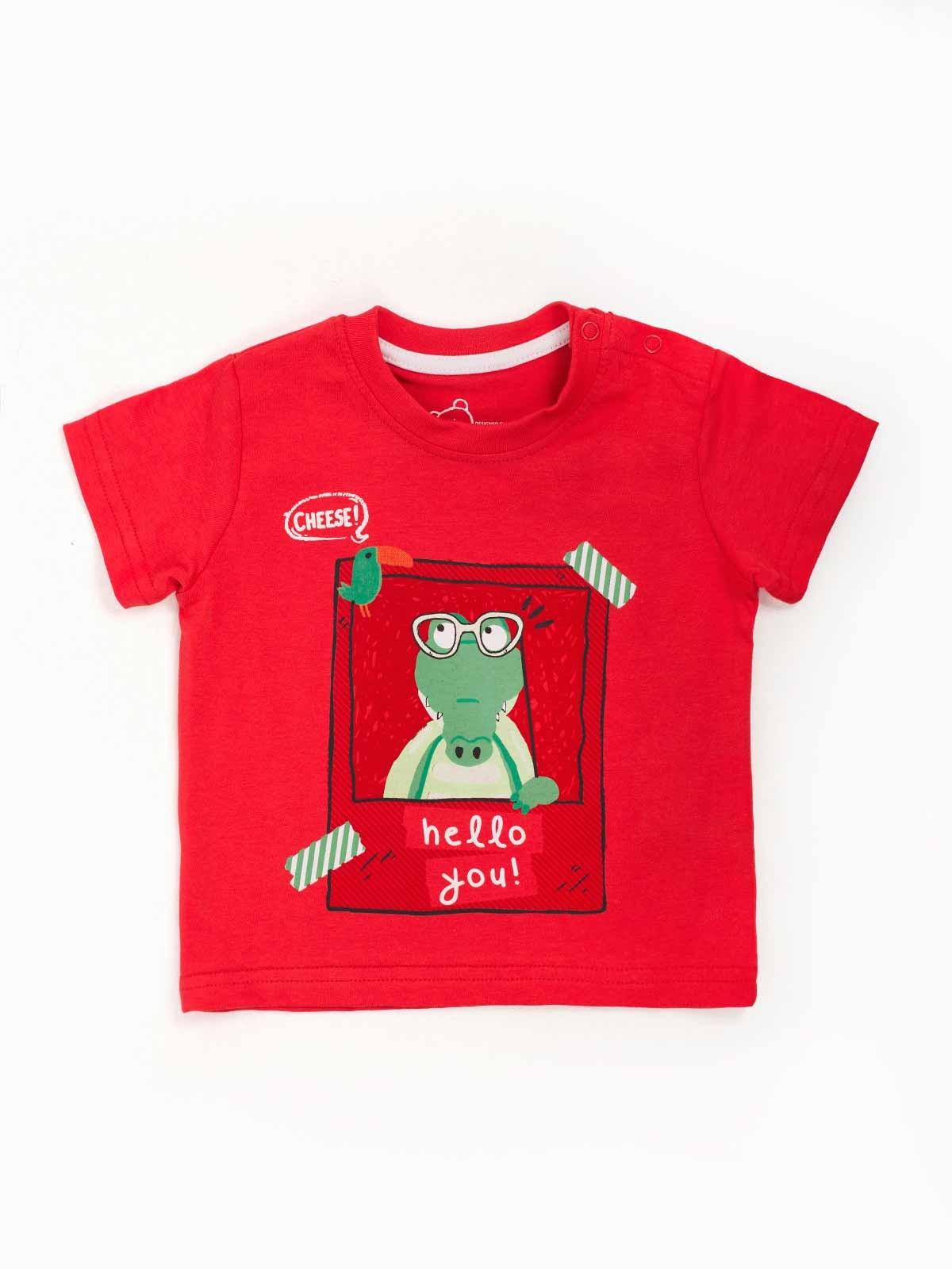 T-shirt bebé Hello You