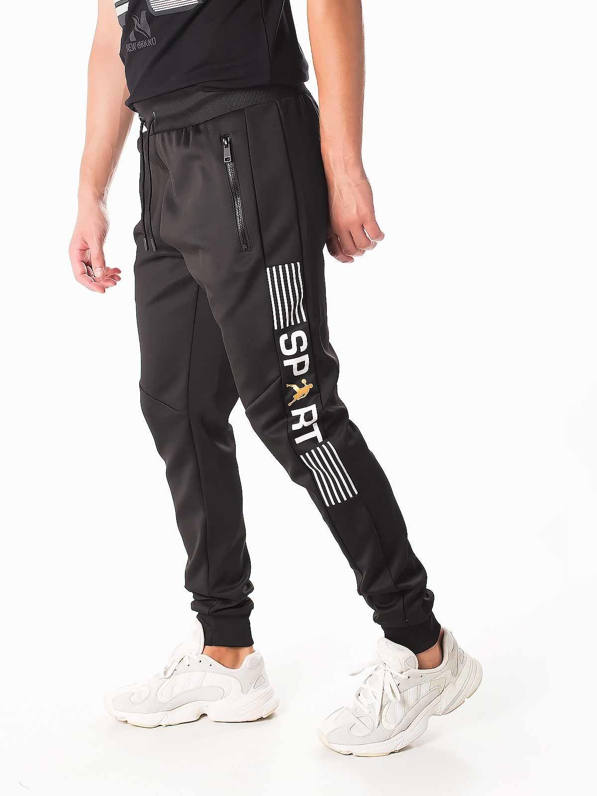 Pantalones chándal hombre estampados