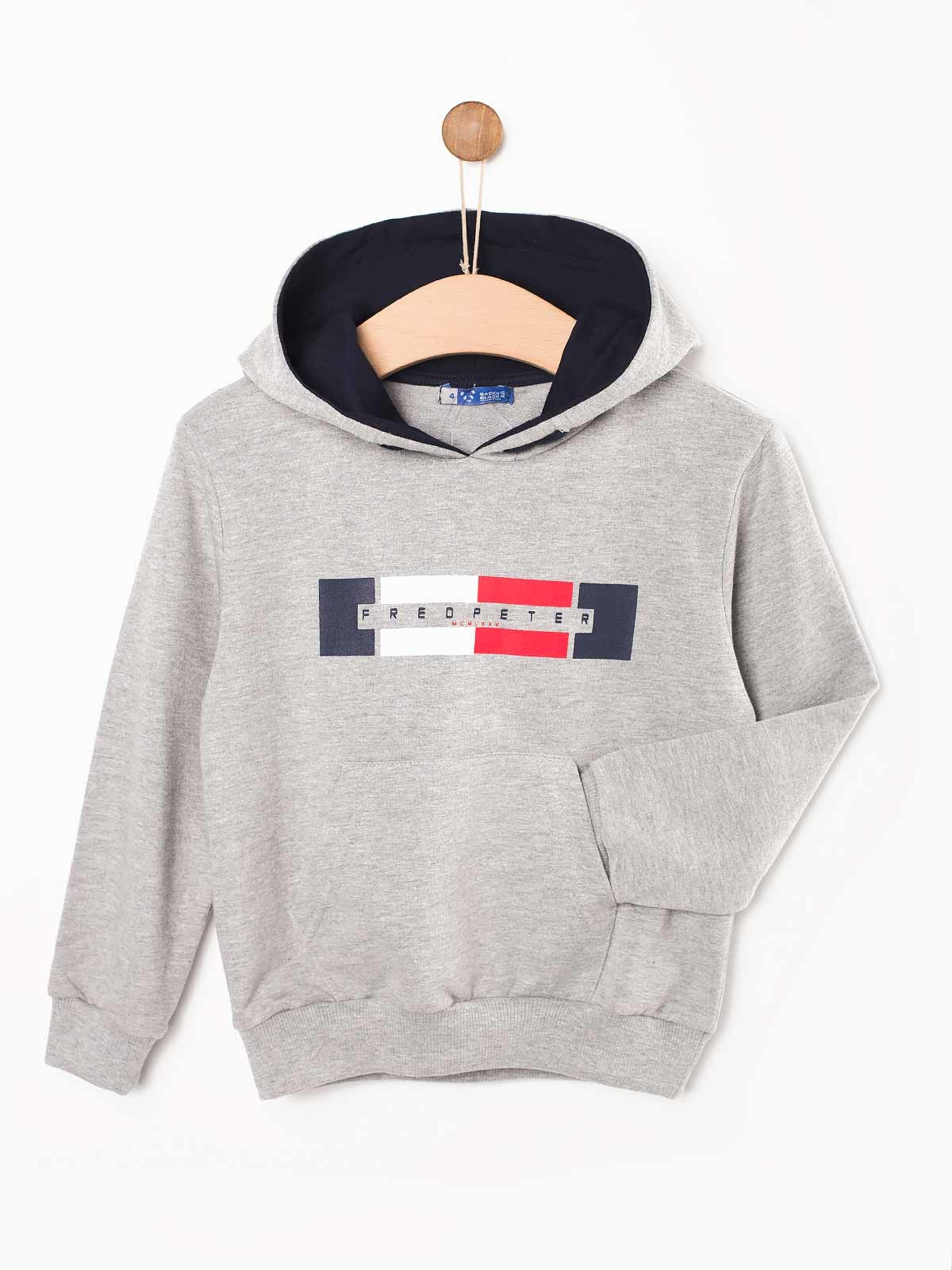Camisola sweatshirt Fred Peter