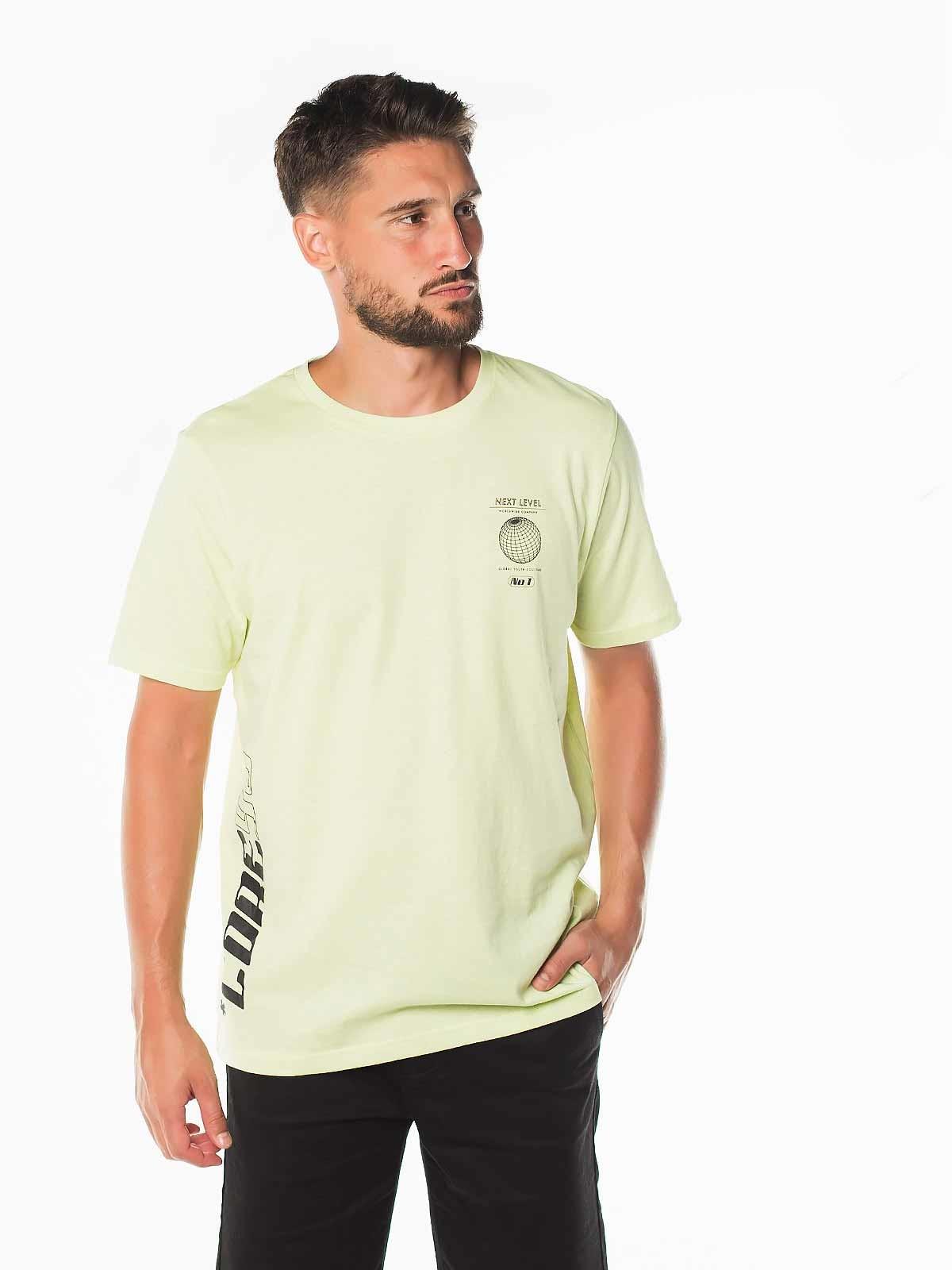 T-shirt estampada Next Level