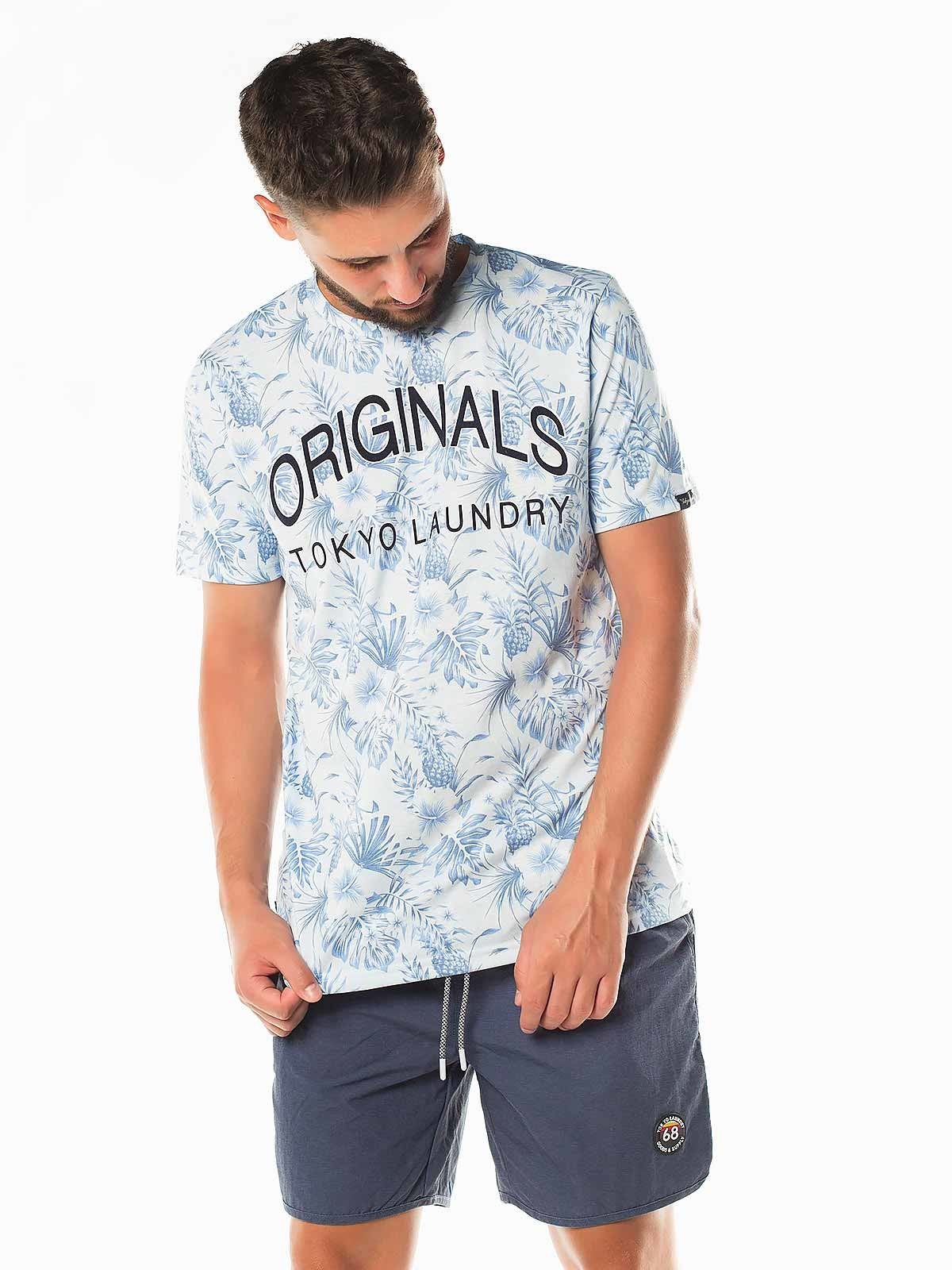 Camiseta floral Originals