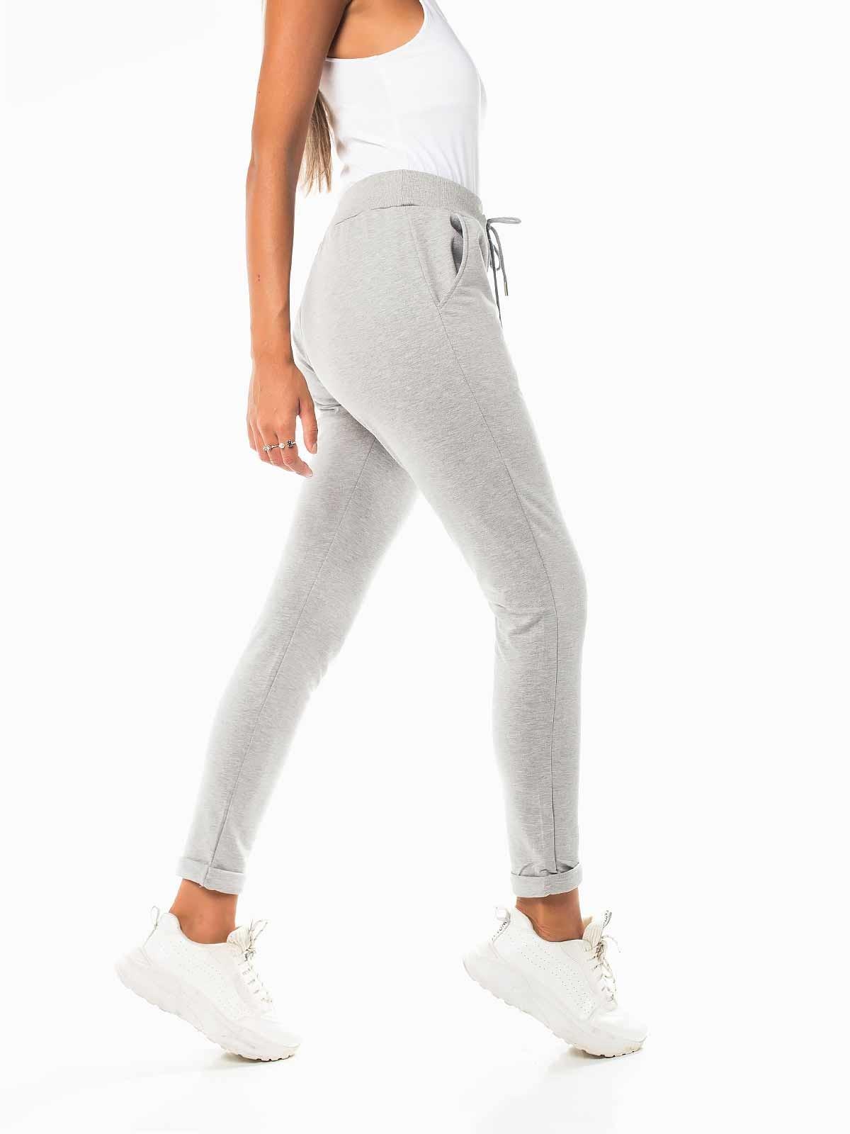 Pantalones de chándal cardados