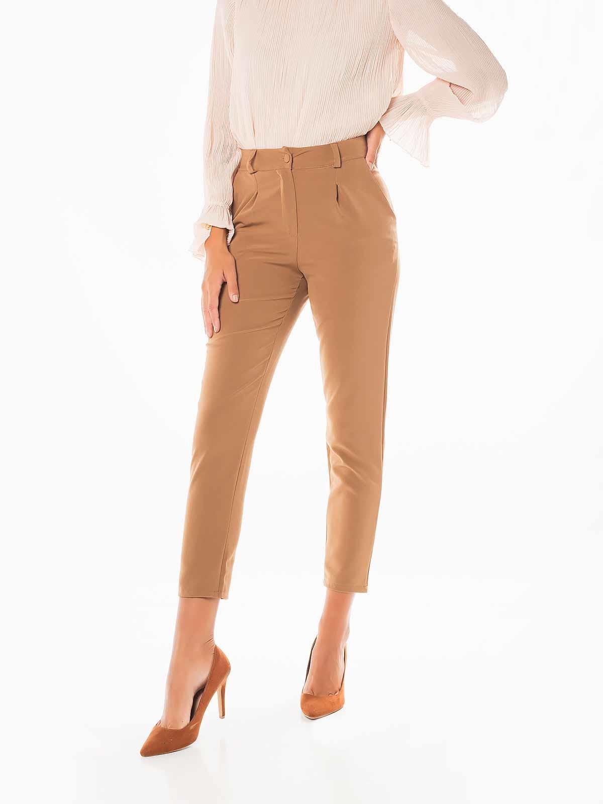 Pantalones clásicos straight fit