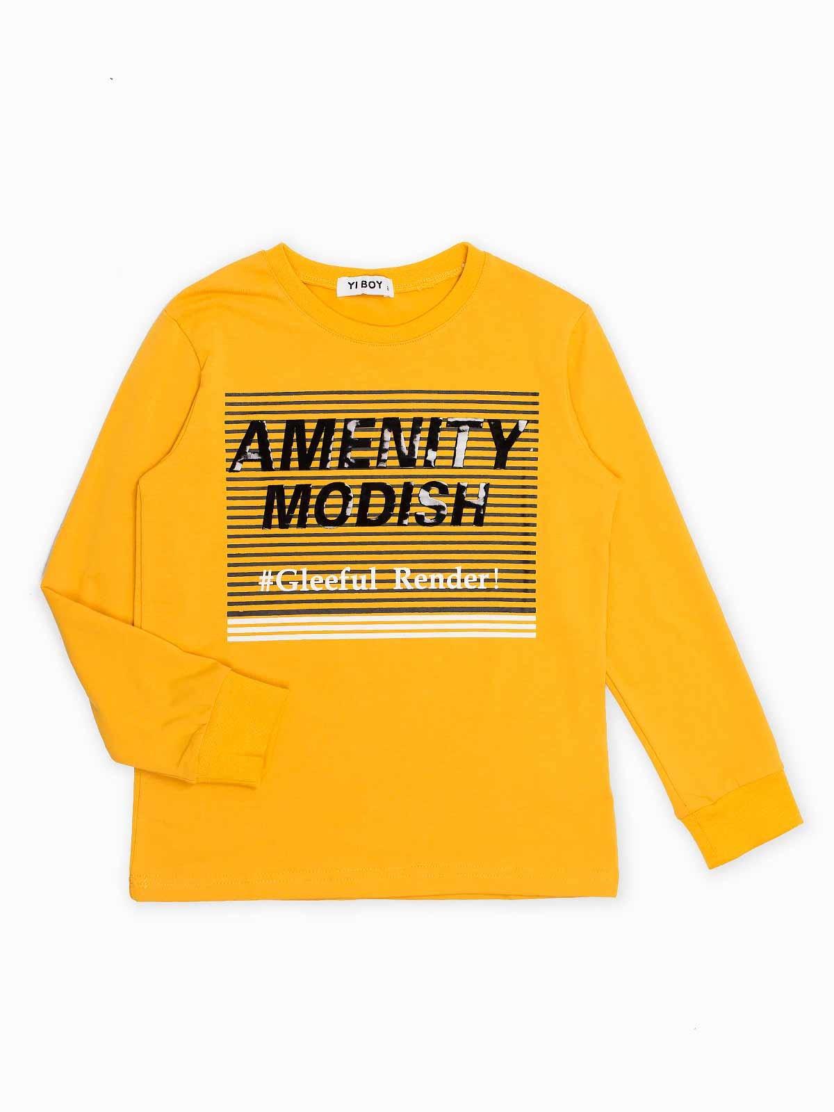 Jersey estampado Amenity Modish