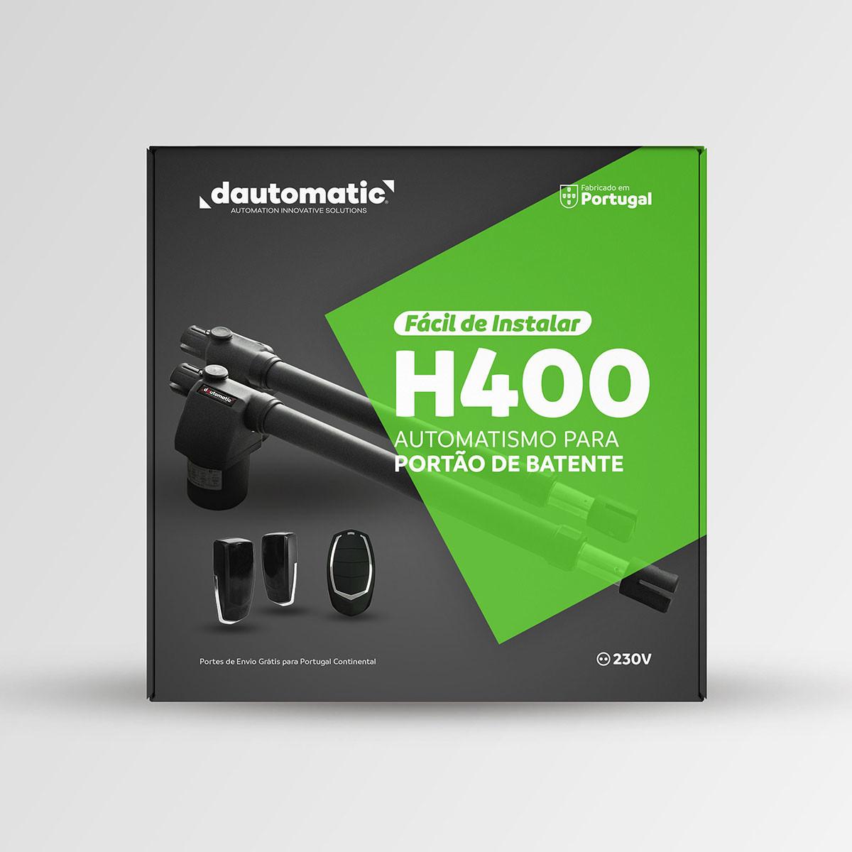 dautomatic h400
