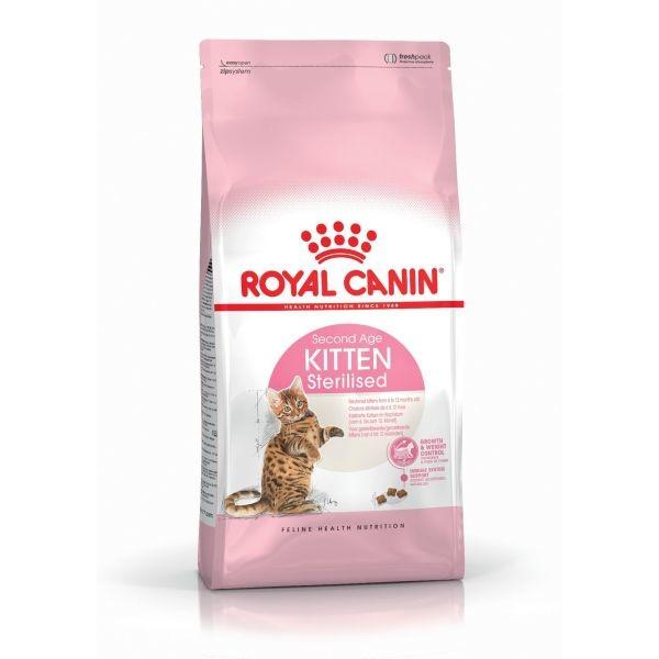Royal Canin - Royal Canin Kitten Sterilised
