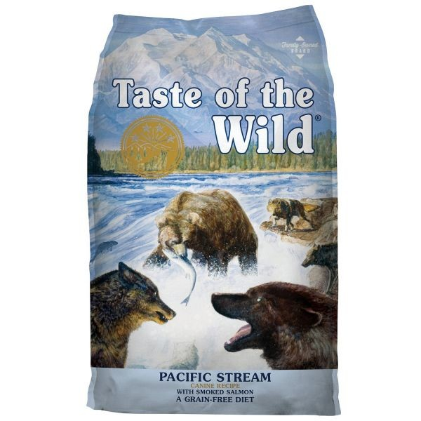 Taste of the Wild - Taste Of The Wild Pacific Stream Adult Smoked Salmon