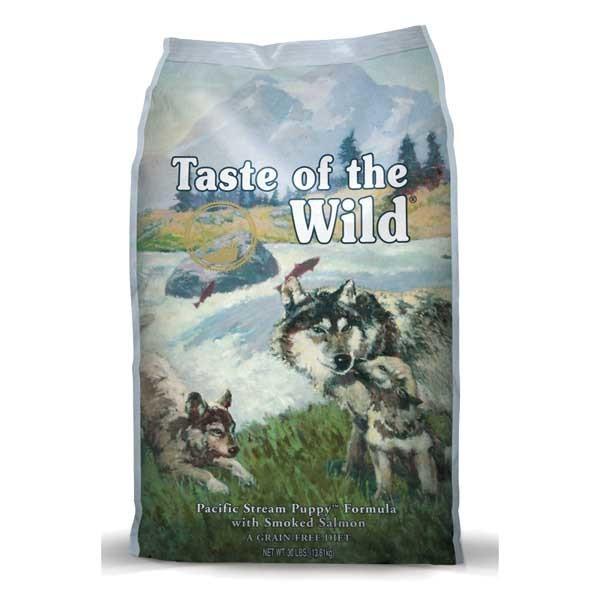 Taste of the Wild - Taste of the Wild Pacific Stream Puppy Smoked Salmon